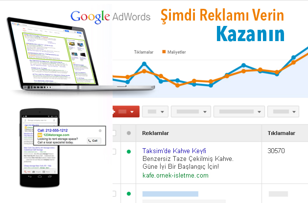 google adwords reklam
